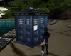 TL Doctor Who Tardis