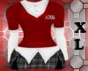 """£˜ School Girl Red"