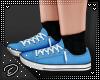 lDl Luna Blue Shoes