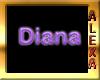 Neon Diana