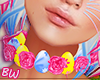 Easter Eggs Choker - B