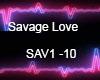 Jason Derulo Savage Love