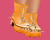 (L) Spike Boots