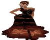 Aztec Lina Gown XL