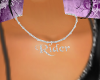 Rider Necklace