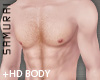 #S HD Muscle #Ginger