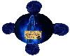 (S) Blue Goddess Ouija