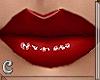 Red Lips - Pricilla Head
