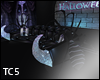 Hallows club couch