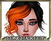 orange bangs