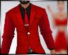 Noah Red Suit Top