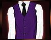 Y' AOTA Purple- Vest [M]
