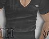 [IH] Ribbed Shirt