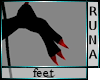 °R° ShadowDemon Feet M