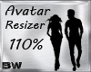 Avi Scaler Resizer 110%