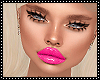 cute head+lash 2 pink
