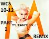 We Cant Stop Remix - Pt1