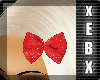 -Red Bow-