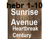 Sunrise Avenue HB