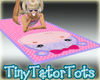 Kids Hippo Towel Trigger