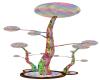 Rainbow Tree Lamp