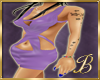 lilac straps