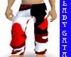 ~LG~ RED CAMO PANTS