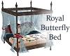 Royal Butterfly Bed