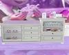 Lavender Baby Dresser