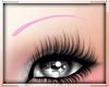 Pastel Pink Eyebrows ~