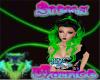 Sophia- Neon Green