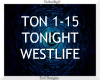 Tonight ~ Westlife