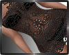 Virgo Black Dress