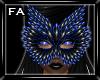 (FA)FeatherMask Blue