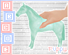 . Green Pony Handheld