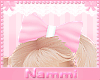 Kids blushy baby bow