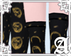 Holy Wolf Socks~ Black