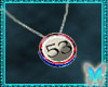 53 Circle necklace
