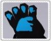 {IK}BlueRave Claws M