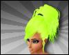 Yellow-Green Neon Hair