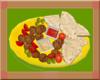 OSP Falafel W/Pita Bread