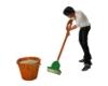 Animated Mop&Bucket