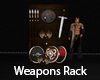 FC Norse Weapons Rack