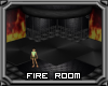 Animated Fire Room