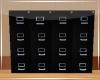 Filing Cabinet Black