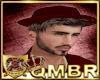 QMBR Hat & Hair Brown R