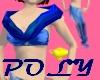 Blue Genie Top