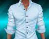 light blue mens shirt