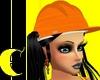 Construction Hat~Orange