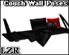 Couch Wall Poses